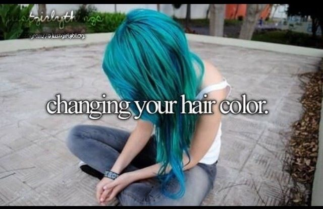 Changing your hair color | GIRLY TUMBLR!!! | Pinterest