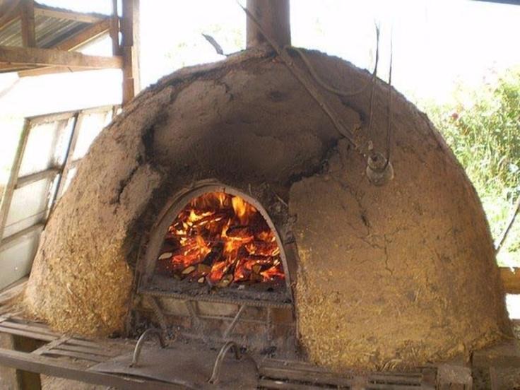 Horno de lena para hacer pan honduras pinterest - Hornos de lenas ...