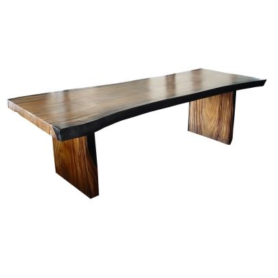 Acacia Wood Dining Table For The Home Pinterest
