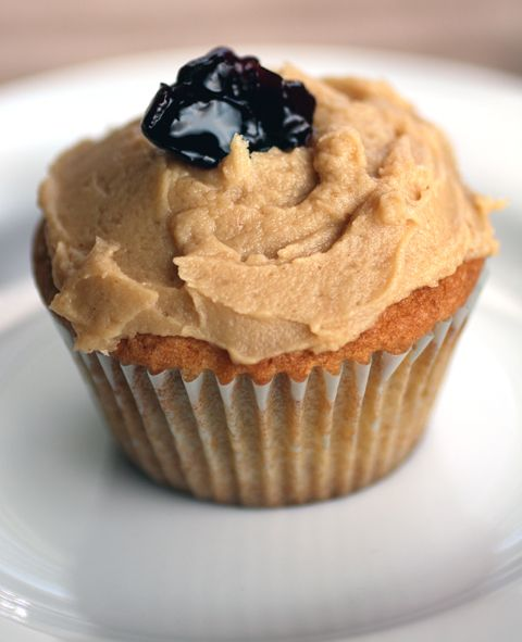 Peanut Butter and Jelly Cupcakes | Cup Cakes | Pinterest