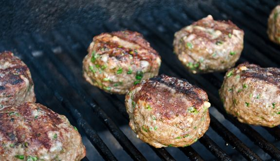 grilling-meatballs | Recipes to try... | Pinterest
