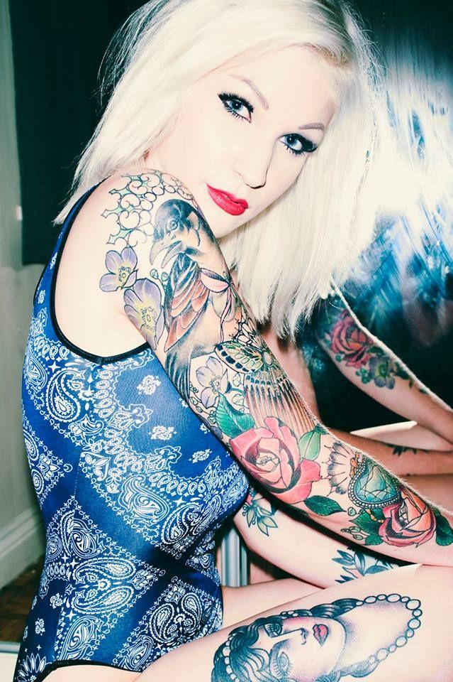 Tradi Sleeve Tattoo