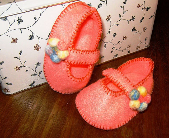 #Baby Girl Shoes