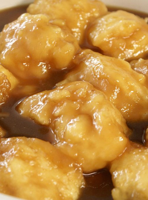 Maple Syrup Dumplings (Grands-Pères) | Maple Syrup | Pinterest