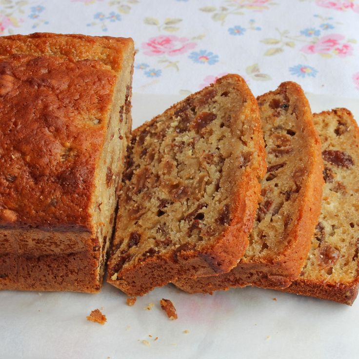 Low Calorie Tea Bread Recipe | BakingMad.com