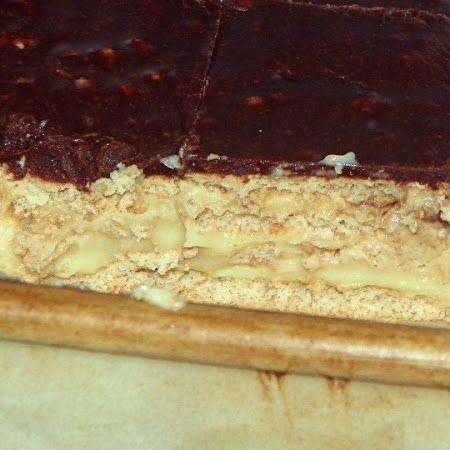 No-Bake Boston Cream Pie Strata(2) | Food - No Bake Desserts | Pinter ...