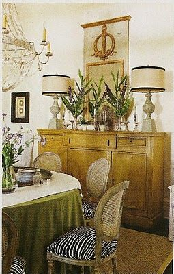 Beautiful French Country Dining Room Interior Design Ideas And Decor