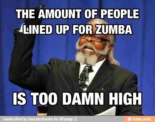 Zumba meme fitspo fitness