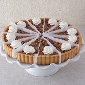 David's Cookies - Bourbon Pecan Tart | Summer treats | Pinterest