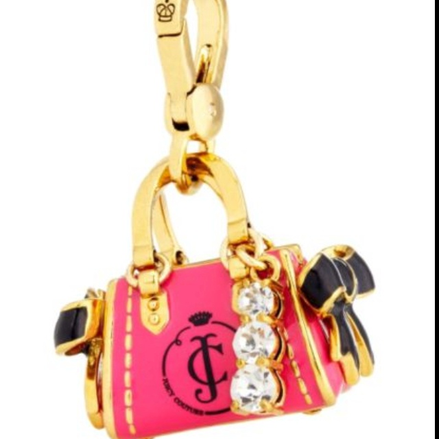 Juicy couture charms charmed pinterest