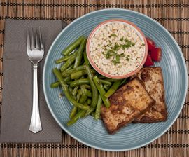 Baked Barbecue Tofu : The Humane Society of the United States