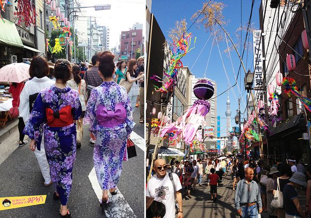 shitamachi tanabata matsuri 2015