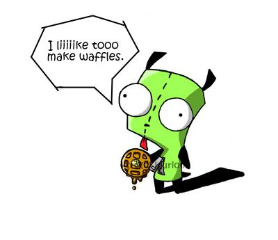 invader zim valentines day quotes
