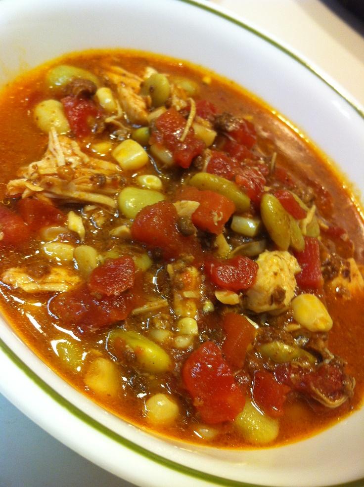 Brunswick stew   Yummy Food Finds   Pinterest