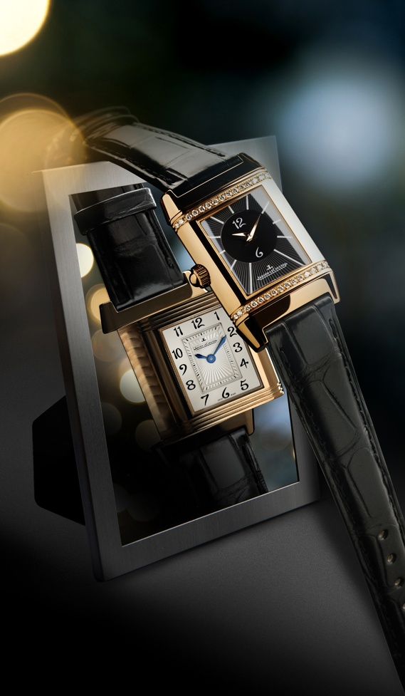 """1997. Reverso Duetto  """"A versatile icon"""" by Jaeger-LeCoultre -  Reinvent Yourself"""