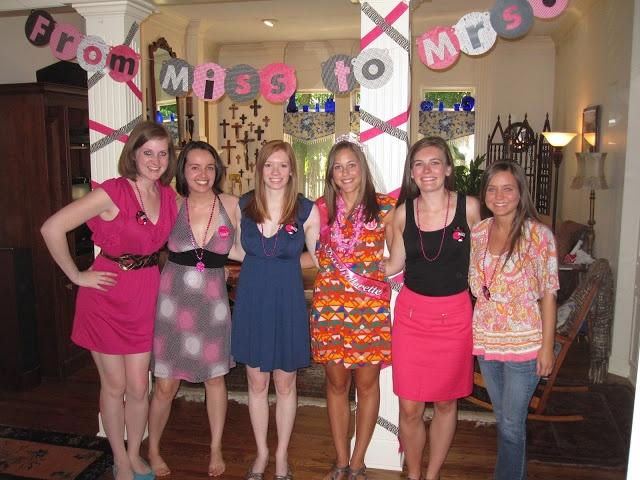 Bachelorette party decorations treats bridal shower for Bachelorette party decoration ideas