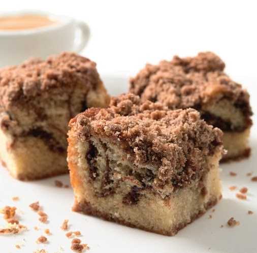 Chocolate Cinnamon Coffee Cake Recipe