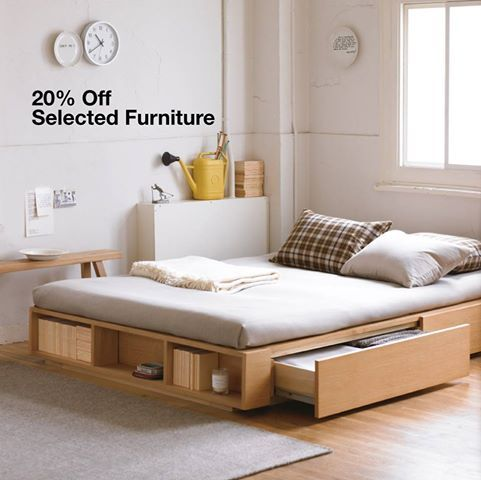 muji bedroom interior design pinterest