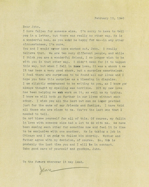 dear john letter example - photo #19