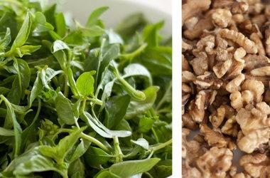Basic Basil Walnut Pesto | food | Pinterest