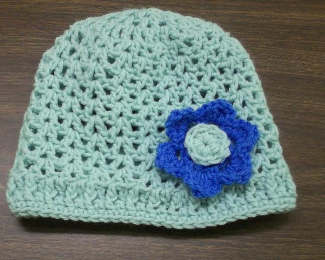 Crochet Quiz : Schools Out Hat test pattern Crochet Pinterest