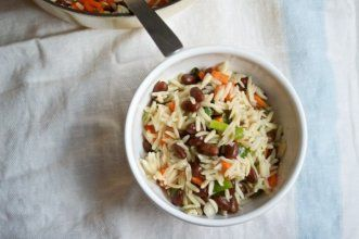 ... -Spiked Orzo Salad With Pinto Beans | All Sorts of Salads | Pint