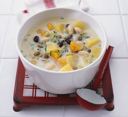 Hearty Winter Veg Soup by BBC Good Food