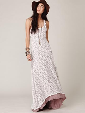 very very nice, love the long flowy dresses