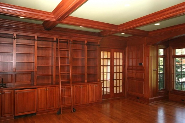 Image Result For Corner Bookcases