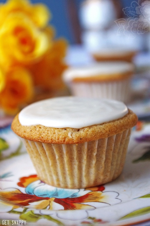 Snickerdoodle Cupcakes | SWEET TOOTH! | Pinterest