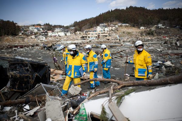 Article arguing that North America could take a few cues from Japan in so far as some of the frameworks Japan had in place prior to the earthquake/radiation disaster helped to lighten the blow. Specifically the article sited social cohesion and it's manifestation in local food system strategies.-Women lead most co-ops and also run almost 17,000 small-scale food processing and direct sales companies which flourish at over 16,000 farmers markets across Japan.