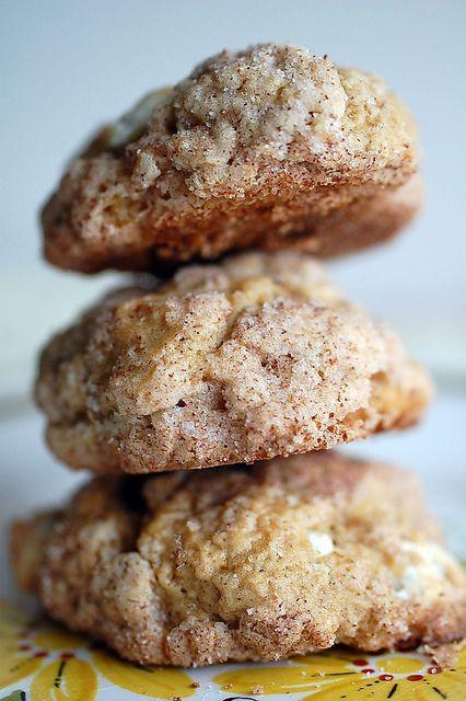 Irish Oatmeal-Frosted Cranberry Cookies | YUM! {dessert} | Pinterest