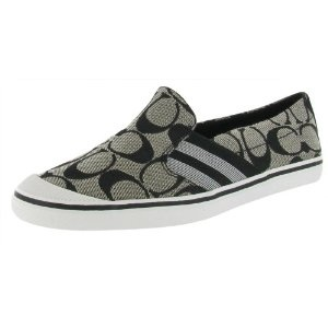 COACH Karma Signature Slip On Sneakers Womens Shoes (Apparel) http