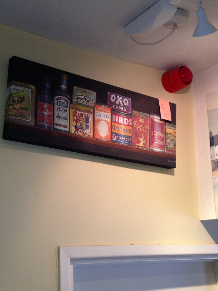 in Saffron Walden with bisto, oxo and other lovely british kitchen