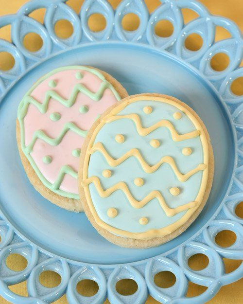 Royal Icing for Sugar Cookies - Martha Stewart Recipes