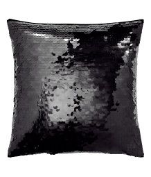Cushion Cover with Sequins