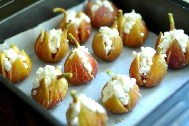 Roasted Figs | Food | Pinterest