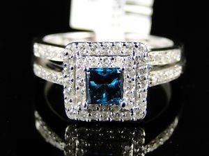 Blue diamonds!!!