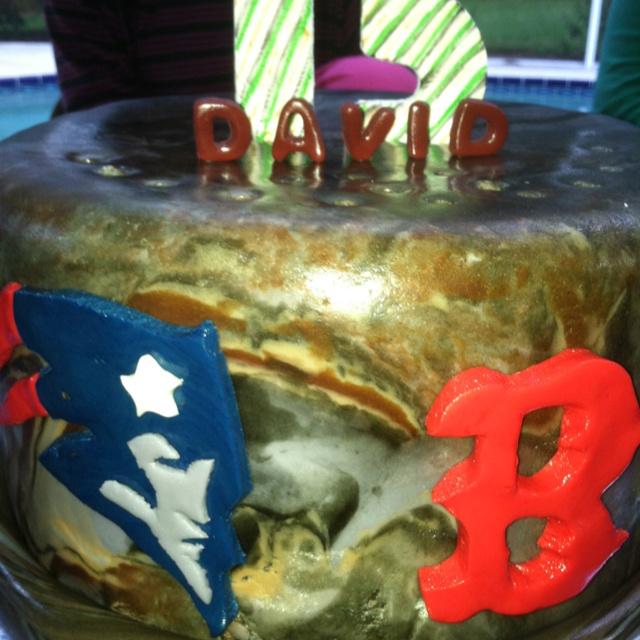 Teen boy cake ideas