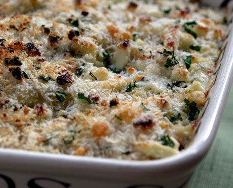 Shrimp, lemon, herb and feta mac and cheese: the refreshing and ...