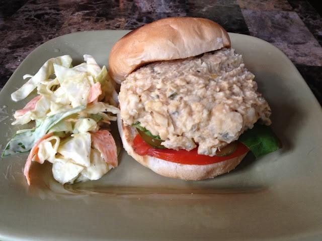 Vegan Tuna Salad | Sarasota Vegan | {Vegan} | Pinterest