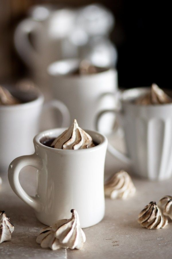 Bourbon Hot Chocolate. Mmmm.