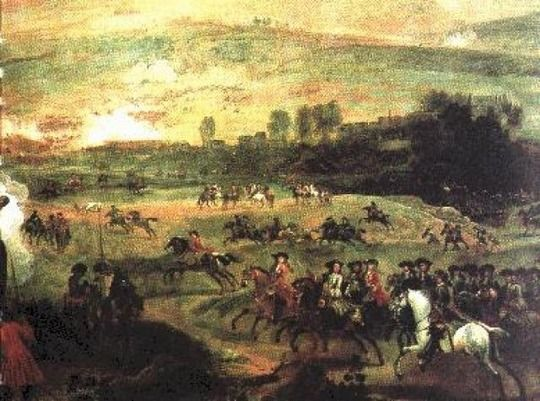 battle of boyne 1690 ireland