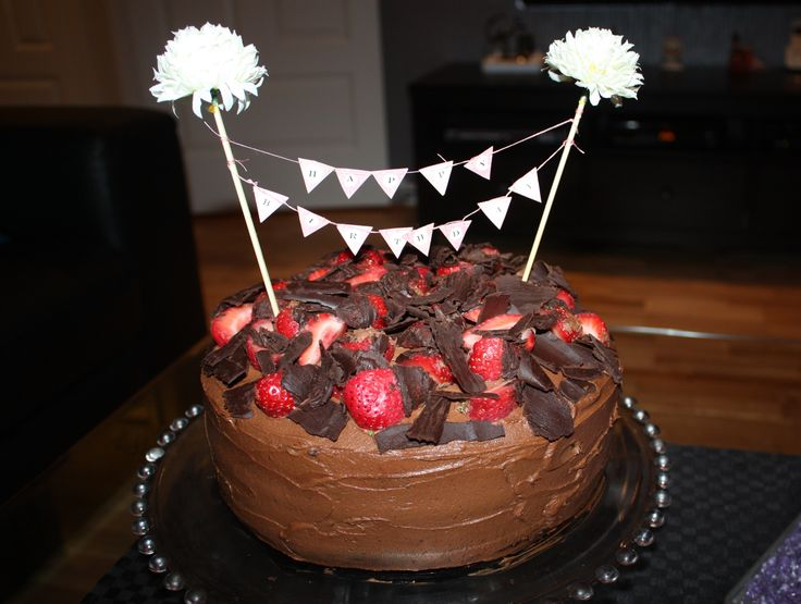devil's food cake: a chocolate cake with milk chocolate frosting ...