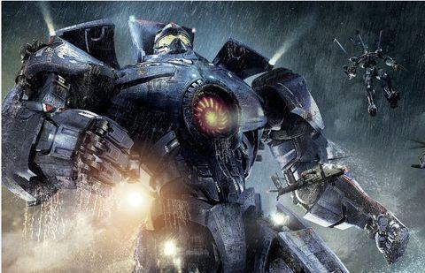 pacific rim wallpaper 1280x1024  Destroyer Robot - source