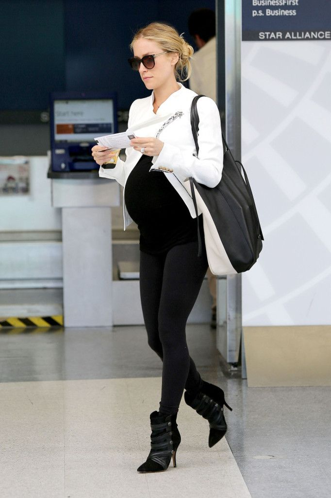 Kristin Cavallari's Maternity Style
