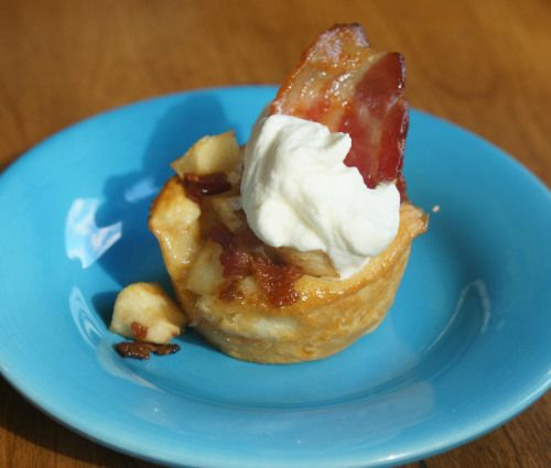 tart apple and calvados tart lattice top bacon apple pie bacon apple ...