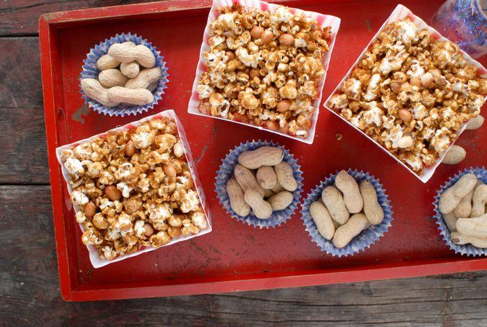The Best Homemade Cracker Jack   Recipe