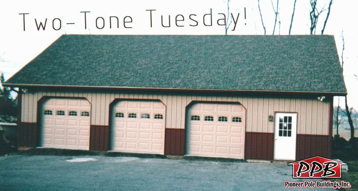 Best Pin By Pioneer Pole Buildings Inc On Two Tone Tuesdays Pinterest 400 x 300