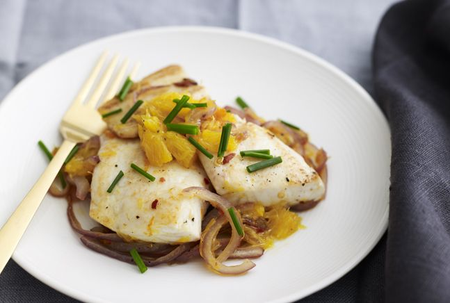 Spicy Citrus Tilapia #recipe